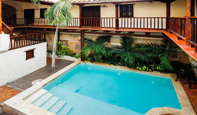 Hotel Casa Bugo - Search for free rooms and guaranteed low rates in Cartagena 24 photos