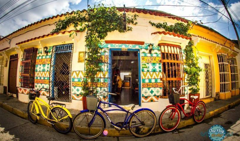 One Day Hostel - Search for free rooms and guaranteed low rates in Cartagena 30 photos