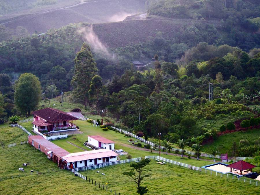 El Mocambo Hostel and Guest House, Salento, Colombia, Colombia hostels and hotels