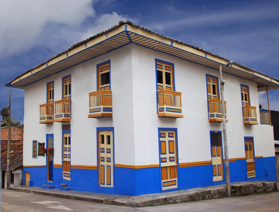 Hostal Ciudad de Segorbe, Salento, Colombia, Colombia hostels and hotels