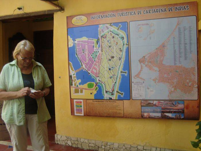 Hostal Real, Cartagena, Colombia, affordable apartments and aparthostels in Cartagena