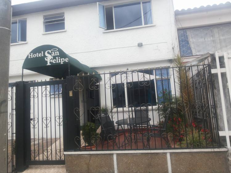 Hotel San Felipe, Bogota, Colombia, Colombia hostels and hotels