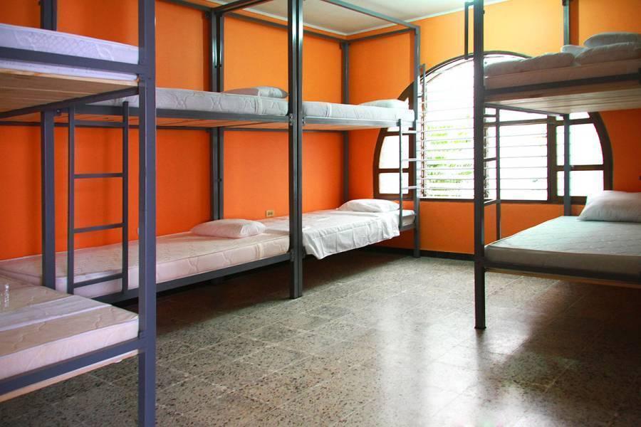 La Guaca Hostel, Santa Marta, Colombia, Comment choisir un site de réservation, comparer les garanties et les prix dans Santa Marta