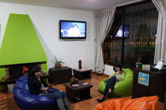 Los Andes Hostel, Bogota, Colombia, access unique homes, apartments, experiences, and places around the world in Bogota