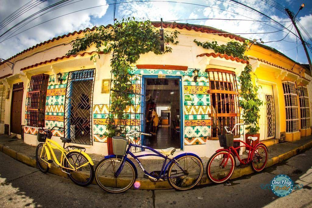 One Day Hostel, Cartagena, Colombia, Colombia hostellit ja hotellit