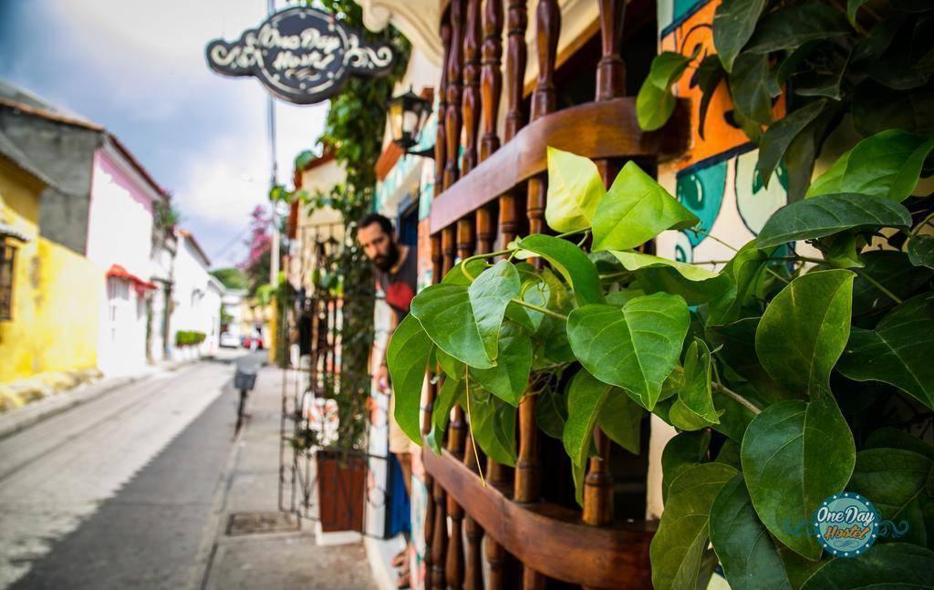 One Day Hostel, Cartagena, Colombia, hostellit ja musiikkipaikkoja sisään Cartagena