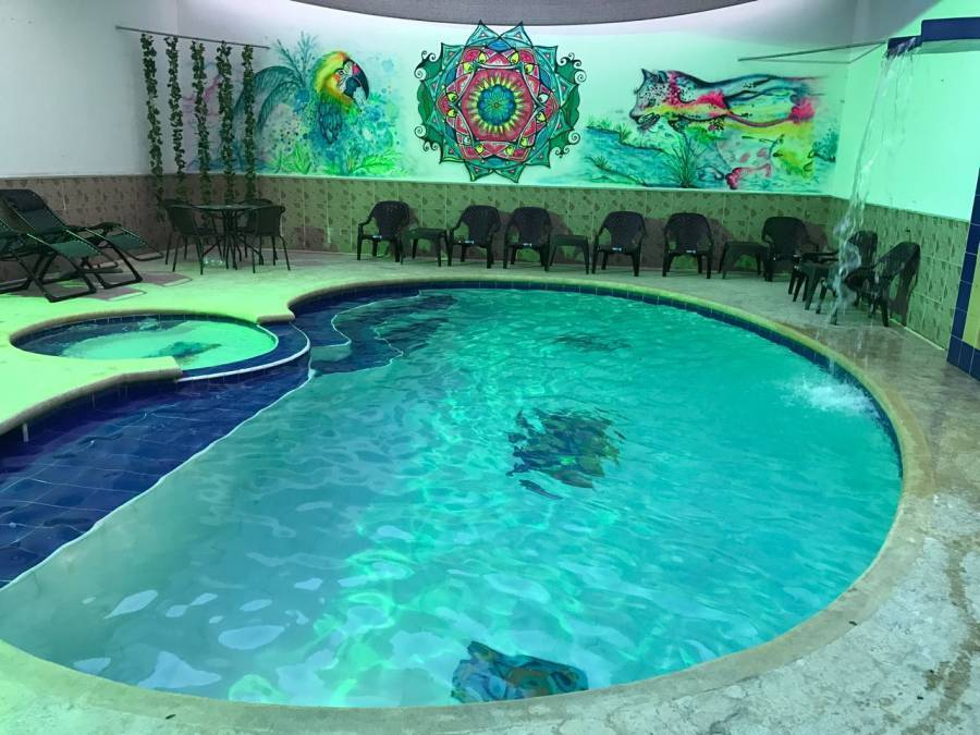 Pool Hostel, Medellin, Colombia, Colombia hostels and hotels