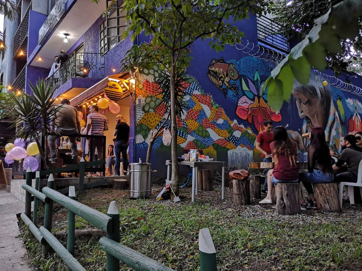 The Woods Hostel, Medellin, Colombia, best hostels for vacations in Medellin