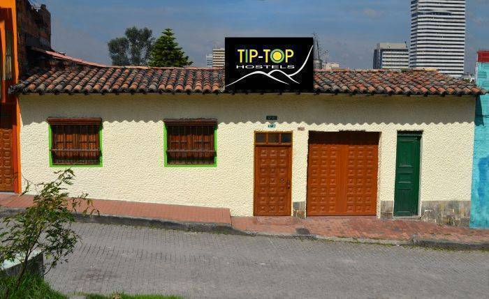 Tip Top Backpackers, Bogota, Colombia, Colombia hostels and hotels