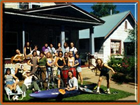 Glenwood Springs Hostel, Glenwood Springs, Colorado, Colorado hostels and hotels