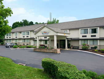 Baymont Inn and Suites, Branford Hills, Connecticut, Connecticut hostels and hotels