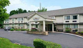 Baymont Inn and Suites -  Branford Hills, bed and breakfast holiday 14 photos