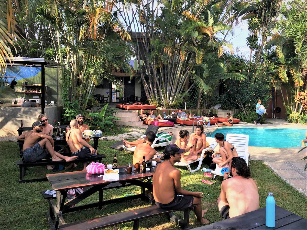Costa Rica Backpackers, San Jose, Costa Rica, top quality hostels in San Jose
