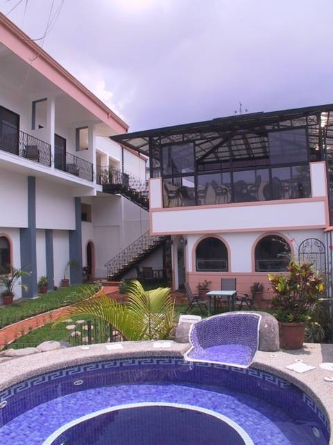 Hotel Santo Tomas, San Pedro, Costa Rica, Costa Rica bed and breakfasts and hotels