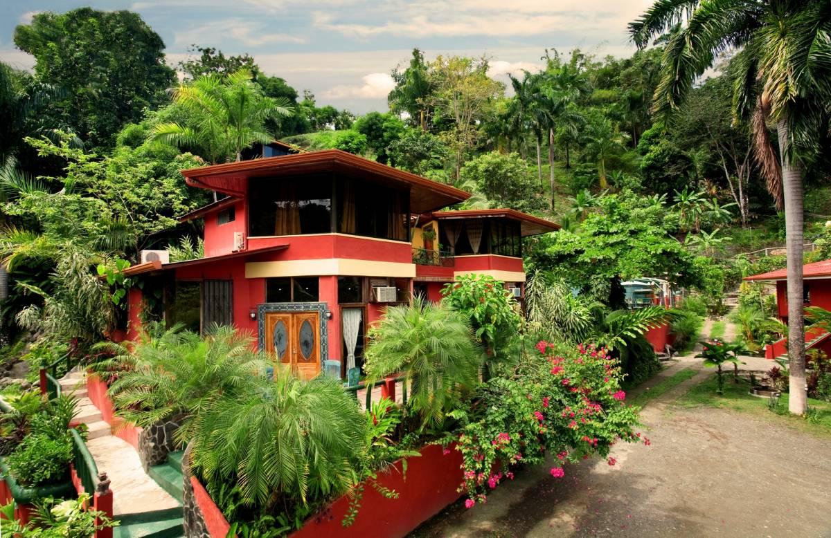 Las Cascadas The Falls, Manuel Antonio, Costa Rica, Costa Rica hostellit ja hotellit