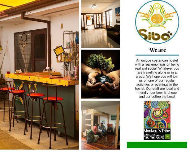 Monkeys Tribe Hostel, San Pedro, Costa Rica, passport to savings on travel and bed & breakfast bookings in San Pedro