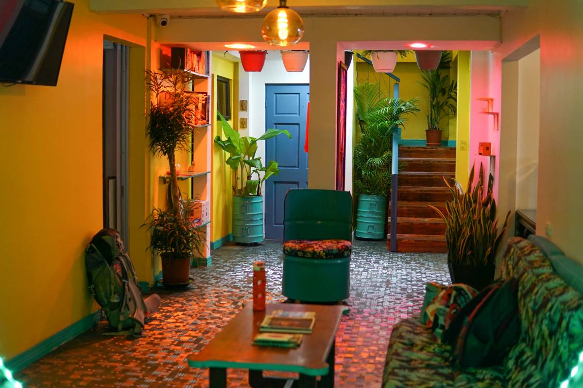 Nativus Art Hostel, San Jose, Costa Rica, vacations and bed & breakfasts in San Jose