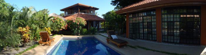 Villa Vista Hermosa Bed and Breakfast, Tambor, Costa Rica, Costa Rica hostels and hotels