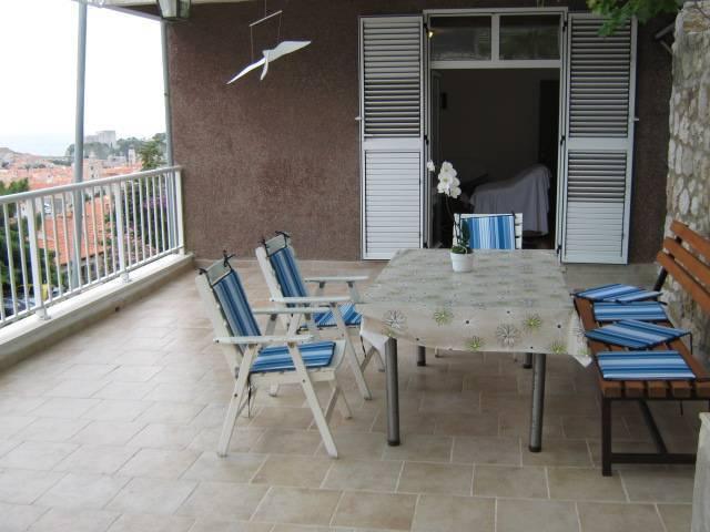 Apartman Dudo, Dubrovnik, Croatia, backpacking and cheap lodging in Dubrovnik