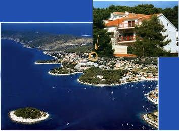 Apartments Curin, Hvar, Croatia, Croatia hostels and hotels