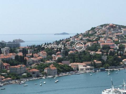 Apartments Lapad, Dubrovnik, Croatia, Croatia bed and breakfasts and hotels