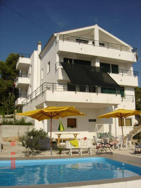 Apartments Villa Goja, Trogir, Croatia, Croatia bed and breakfasts and hotels