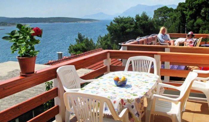 Apartments Ankica - Get cheap hostel rates and check availability in Povlja 10 photos