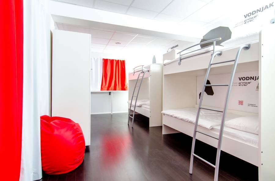 design hostel 101 dalmatian hostel in split hostels On design hotel 101