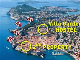 Hostel Villa Garden, Dubrovnik, Croatia, Croatia hostels and hotels