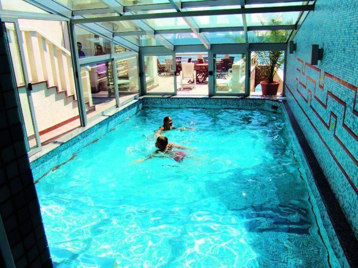 Hotel Sunce, Podstrana, Croatia, international travel trends in Podstrana