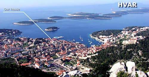 House Zakaria, Hvar, Croatia, Croatia bed and breakfasts and hotels