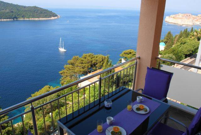 Purple, Dubrovnik, Croatia, Croatia bed and breakfasts and hotels
