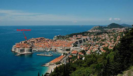 Old Town Apartment, Dubrovnik, Croatia, Croatia bed and breakfasts and hotels