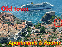 Rooms and Apartment Kortizija, Dubrovnik, Croatia, really cool hostels and backpackers in Dubrovnik