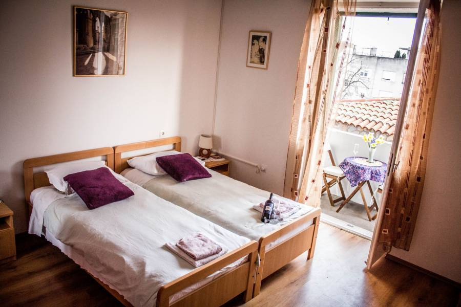 Rubic Apartment, Split, Croatia, Croatia hostels and hotels