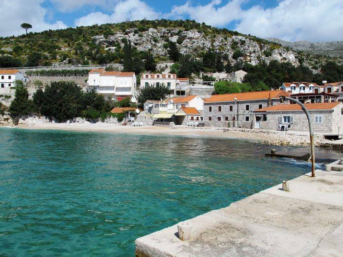 Apartments Villa Doris, Dubrovnik, Croatia, hostels with free wifi and cable tv in Dubrovnik