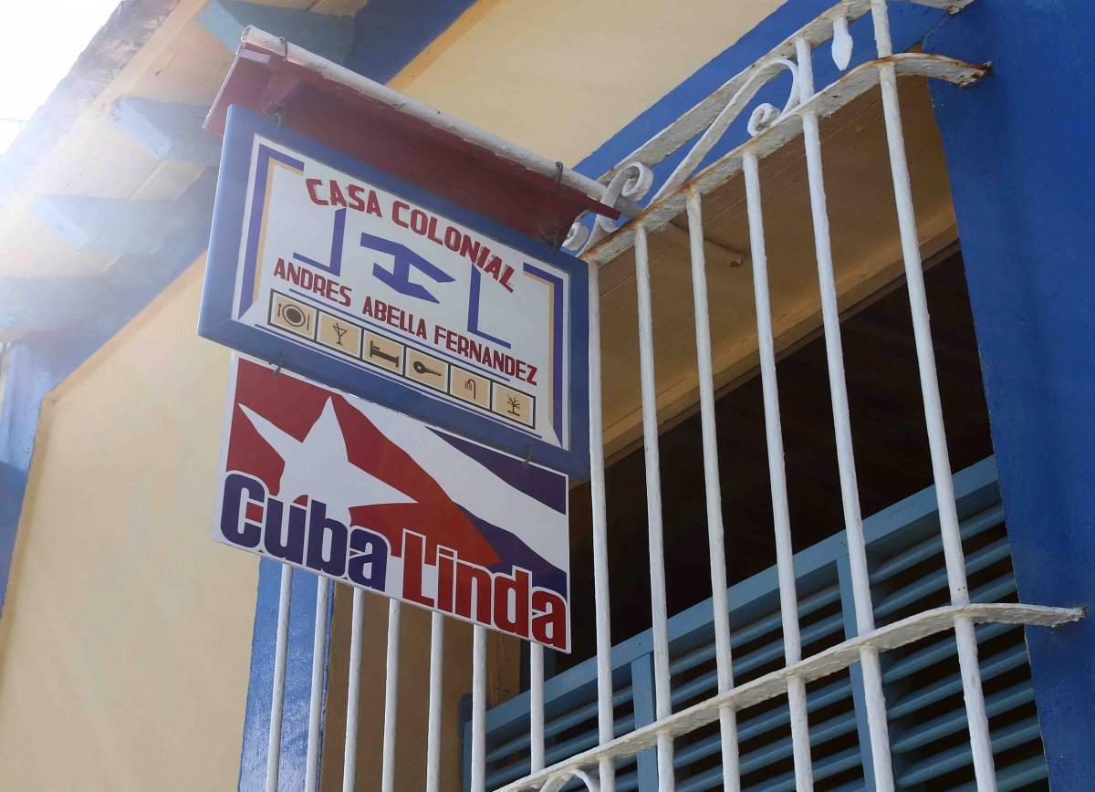 Casa Andres Abella, Baracoa, Cuba, Cuba auberges et hôtels