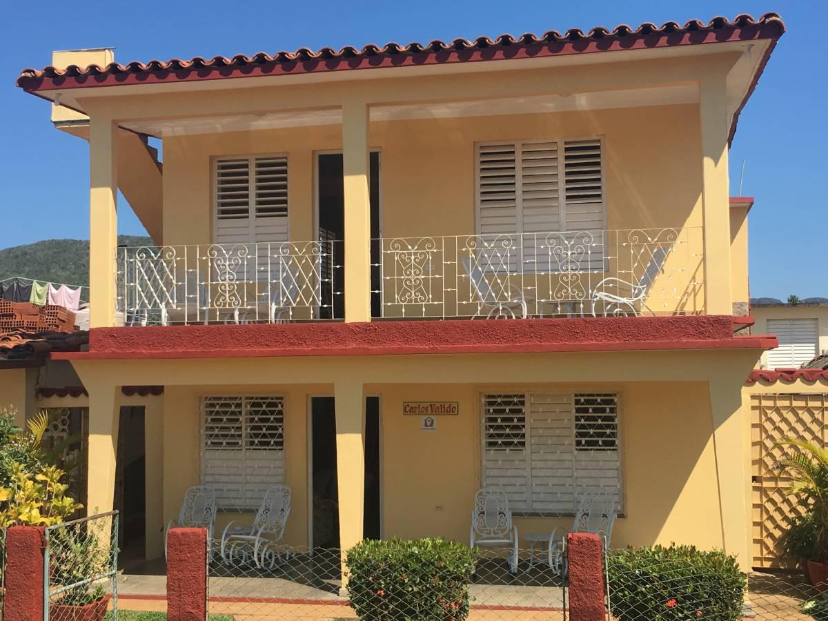 Casa Carlos Valido, Vinales, Cuba, Cuba hostels and hotels