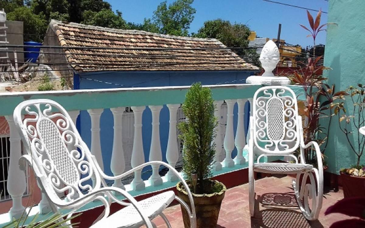 Casa Hostal Caridad, Trinidad, Cuba, Cuba hostels and hotels