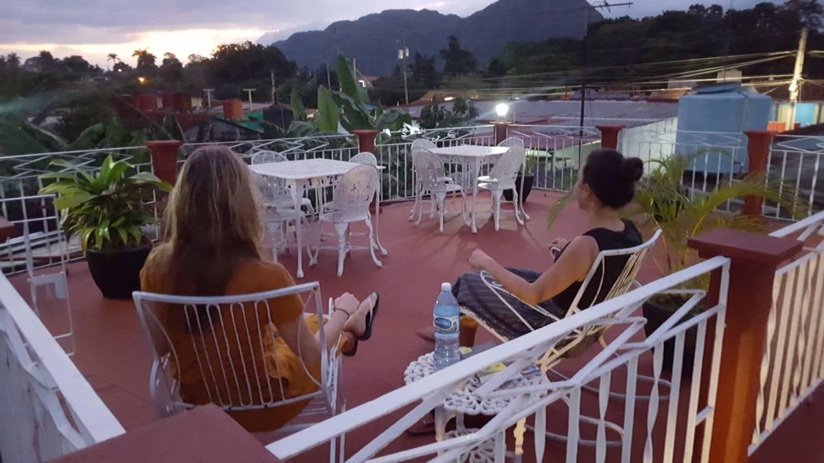 Casa Yamirka y Ariel, Vinales, Cuba, Cuba hostels and hotels