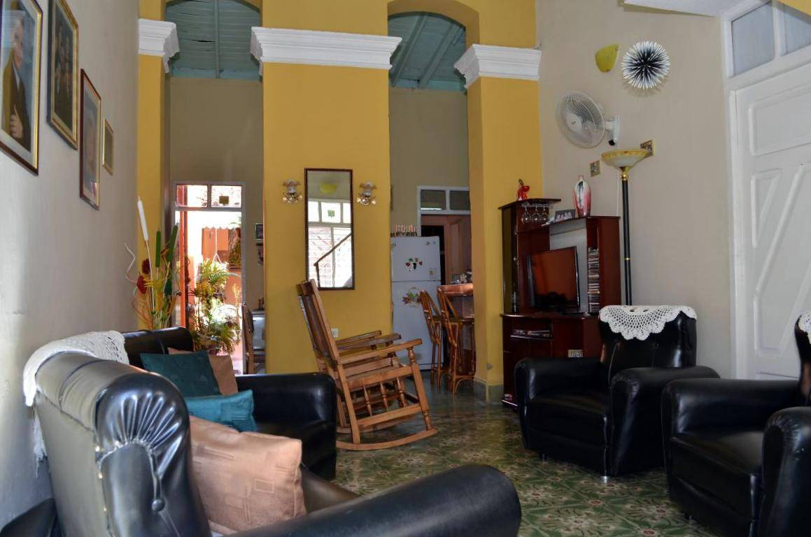Hostal Casita, Santa Clara, Cuba, preferred site for booking vacations in Santa Clara