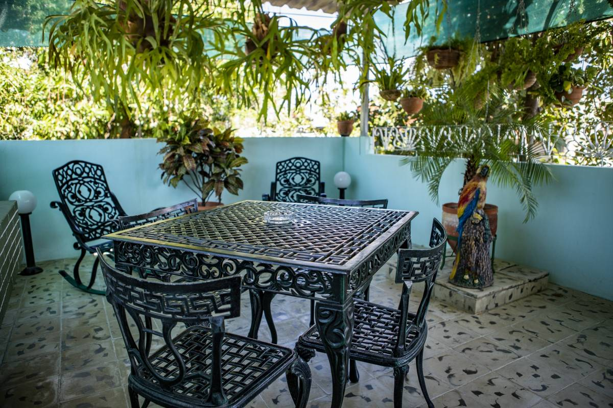 Hostal Garcia House, Cienfuegos, Cuba, affordable travel destinations in Cienfuegos