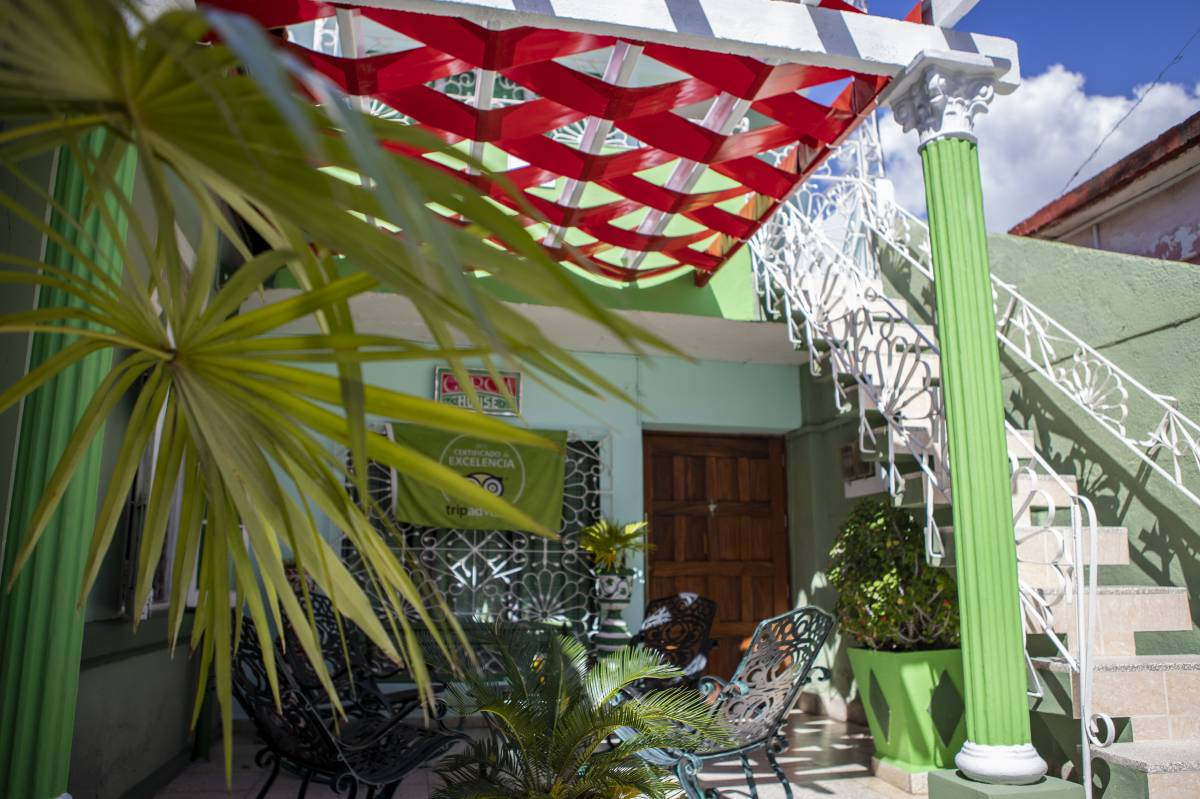 Hostal Garcia House, Cienfuegos, Cuba, Cuba bed and breakfasts and hotels