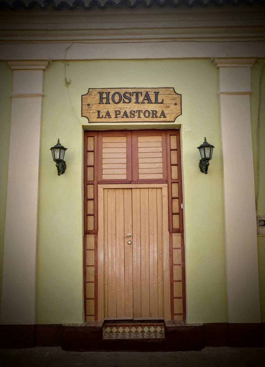 Hostal La Pastora, Remedios, Cuba, where to stay, hostels, backpackers, and apartments in Remedios