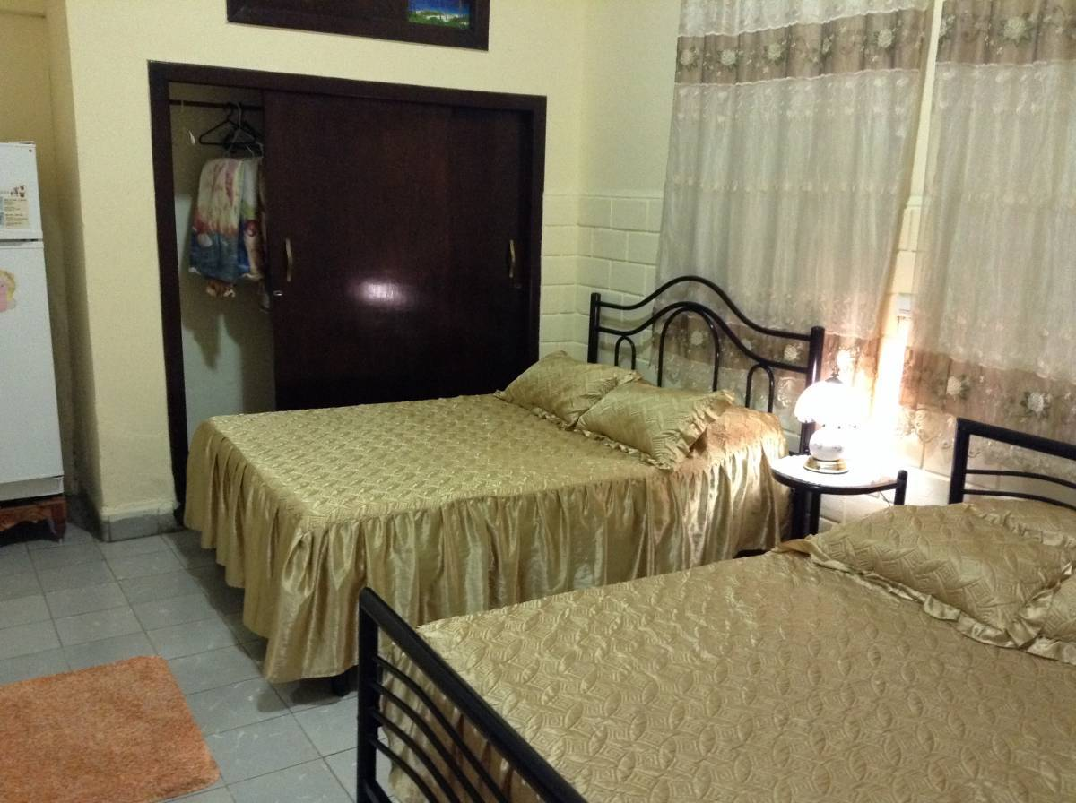 Hostal Las Arecas, Santa Clara, Cuba, Cuba hostels and hotels