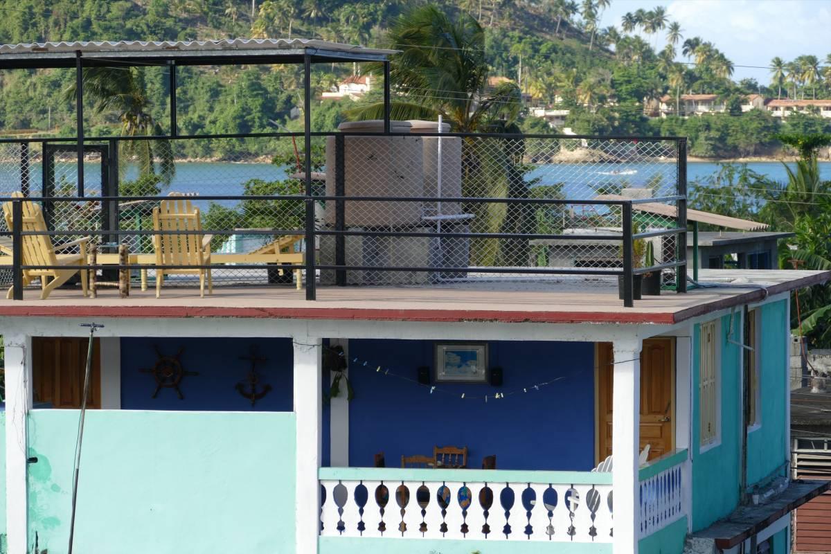 Las Palmeras, Baracoa, Cuba, löytää minut hostelleja ja ruokapaikkoja sisään Baracoa