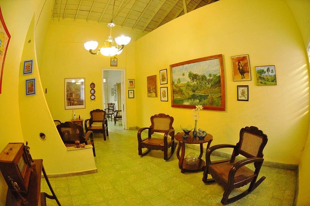 Martirena's Hostal, Santa Clara, Cuba, Cuba hostels and hotels