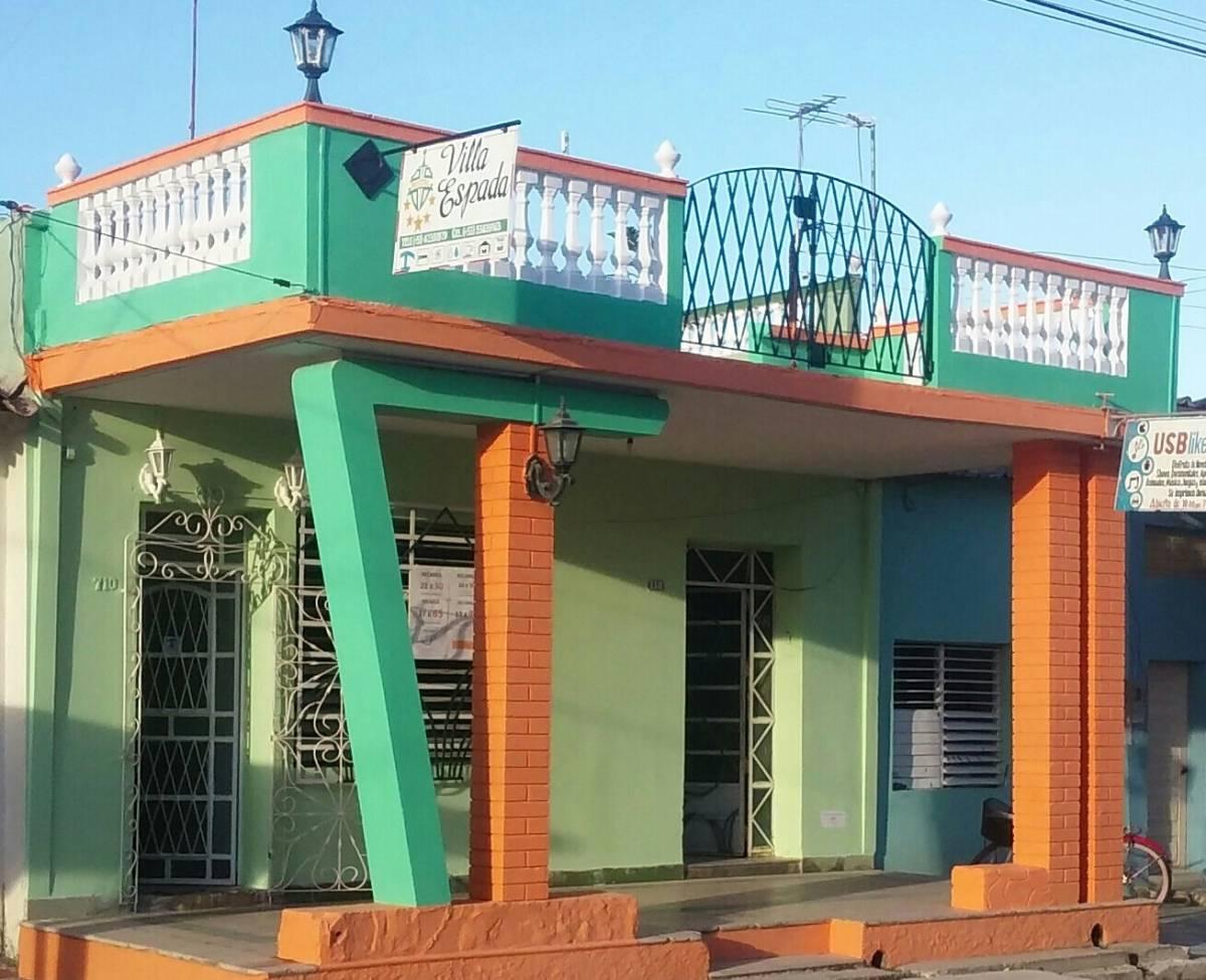 Villa Espada, Caibarien, Cuba, Cuba hostels and hotels
