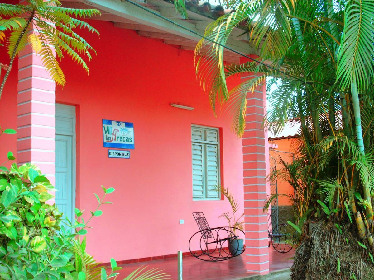 Villa Las Arecas, Vinales, Cuba, Cuba noćenje i doručak i hoteli