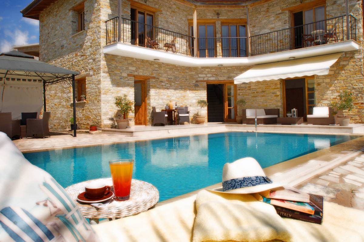 Anna Villa Cyprus Bed and Breakfast, Ayia Anna, Cyprus, Cyprus hostels and hotels